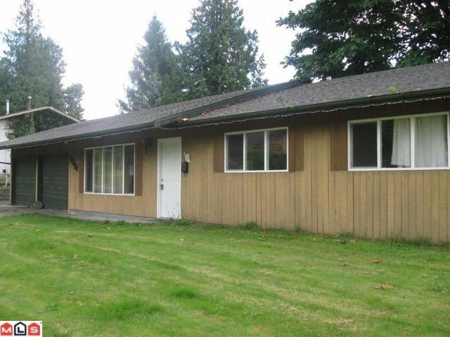 """Main Photo: 2291 BREWSTER Place in Abbotsford: Abbotsford East House for sale in """"MACMILLAN"""" : MLS®# F1118719"""