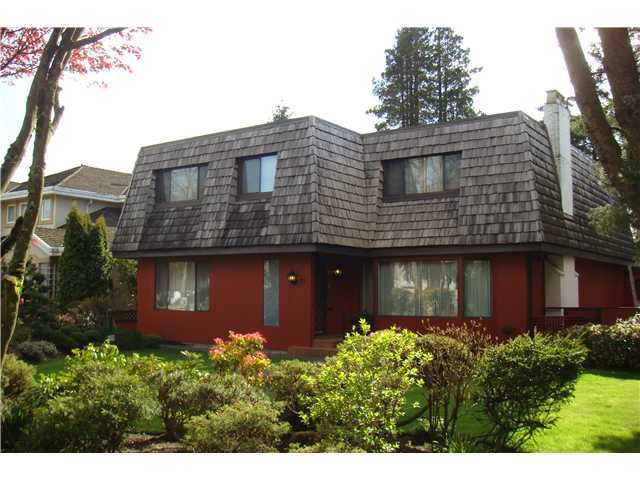 Main Photo: 7111 ARBUTUS Street in Vancouver: S.W. Marine House for sale (Vancouver West)  : MLS®# V921845