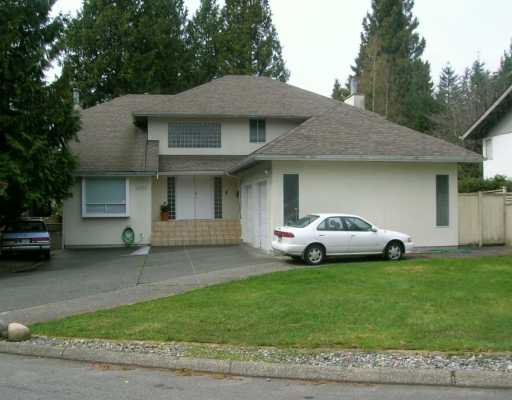Main Photo: 1971 SANDOWN PL in North Vancouver: Pemberton NV House for sale : MLS®# V584882