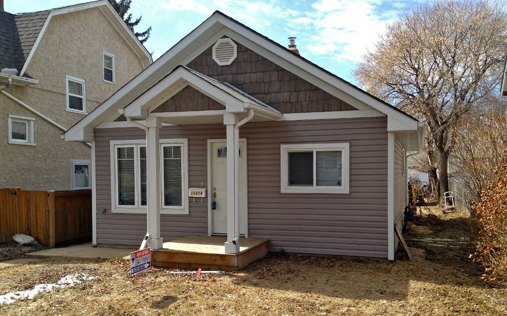 Main Photo: 11414 89 Street NW: Edmonton House for sale : MLS®# E3334405