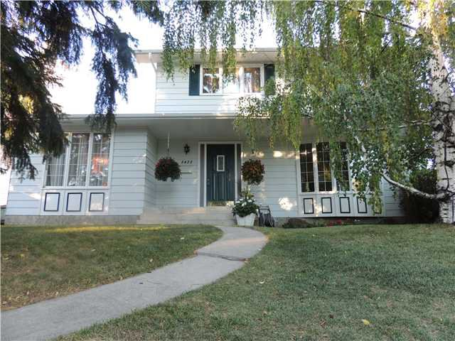 Main Photo: 5432 DALRYMPLE Crescent NW in CALGARY: Dalhousie Residential Detached Single Family for sale (Calgary)  : MLS®# C3586763