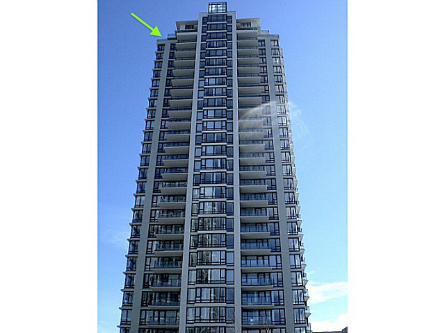 "Main Photo: 2701 7328 ARCOLA Street in Burnaby: Highgate Condo for sale in ""ESPRIT"" (Burnaby South)  : MLS®# V1046780"