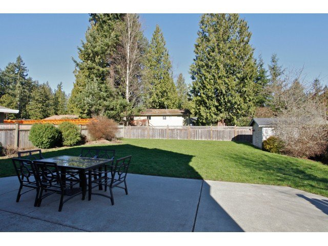 """Photo 18: Photos: 19645 46TH Avenue in Langley: Langley City House for sale in """"MASON HEIGHTS"""" : MLS®# F1431602"""