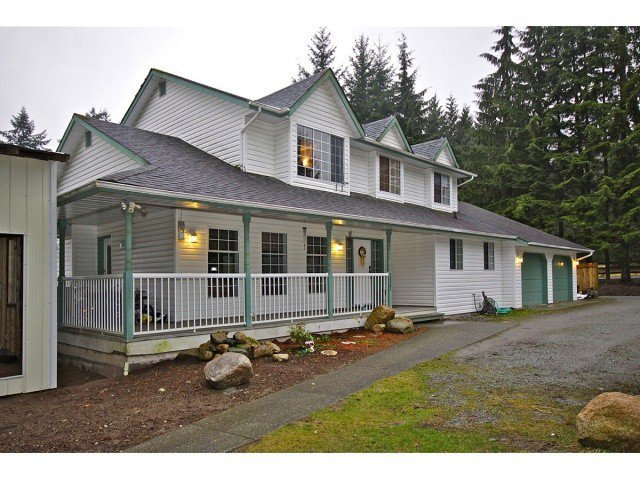 Main Photo: 33262 RICHARDS Avenue in Mission: Mission BC House for sale : MLS®# F1439332