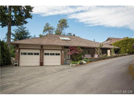 Main Photo: 6684 Lydia Place in BRENTWOOD BAY: CS Brentwood Bay Single Family Detached for sale (Central Saanich)  : MLS®# 365071