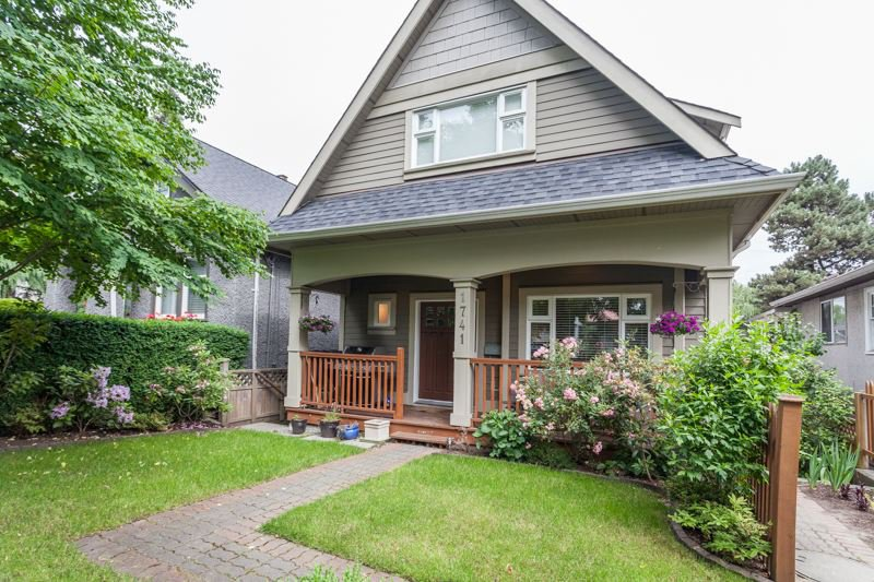 Main Photo: 1741 E 15TH Avenue in Vancouver: Grandview VE House 1/2 Duplex for sale (Vancouver East)  : MLS®# R2076188