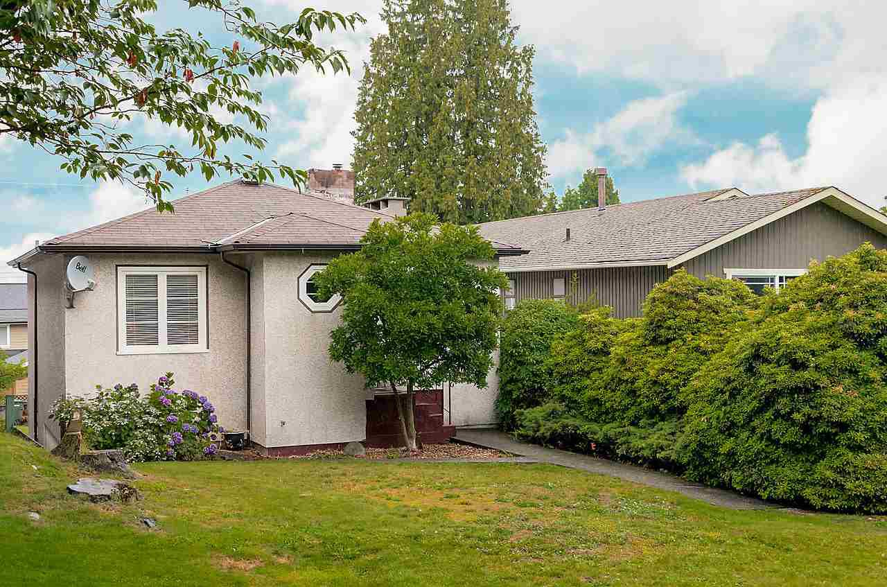 Main Photo: 4151 MCGILL Street in Burnaby: Vancouver Heights House for sale (Burnaby North)  : MLS®# R2090140