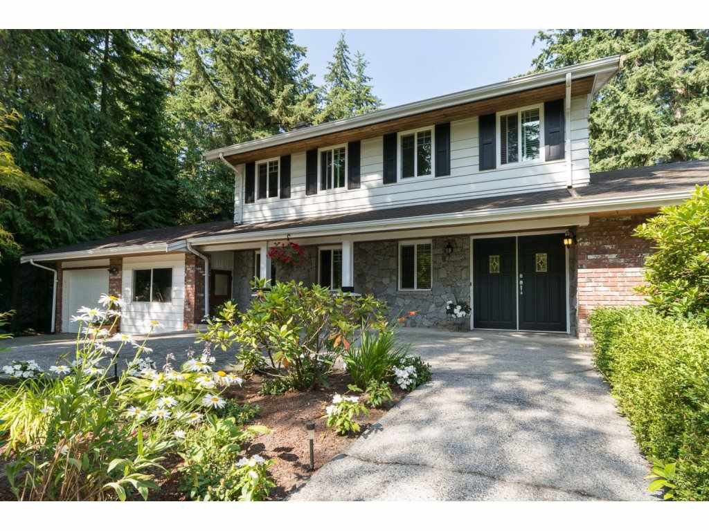 Main Photo: 2395 170 Street in Surrey: Pacific Douglas House for sale (South Surrey White Rock)  : MLS®# R2091442