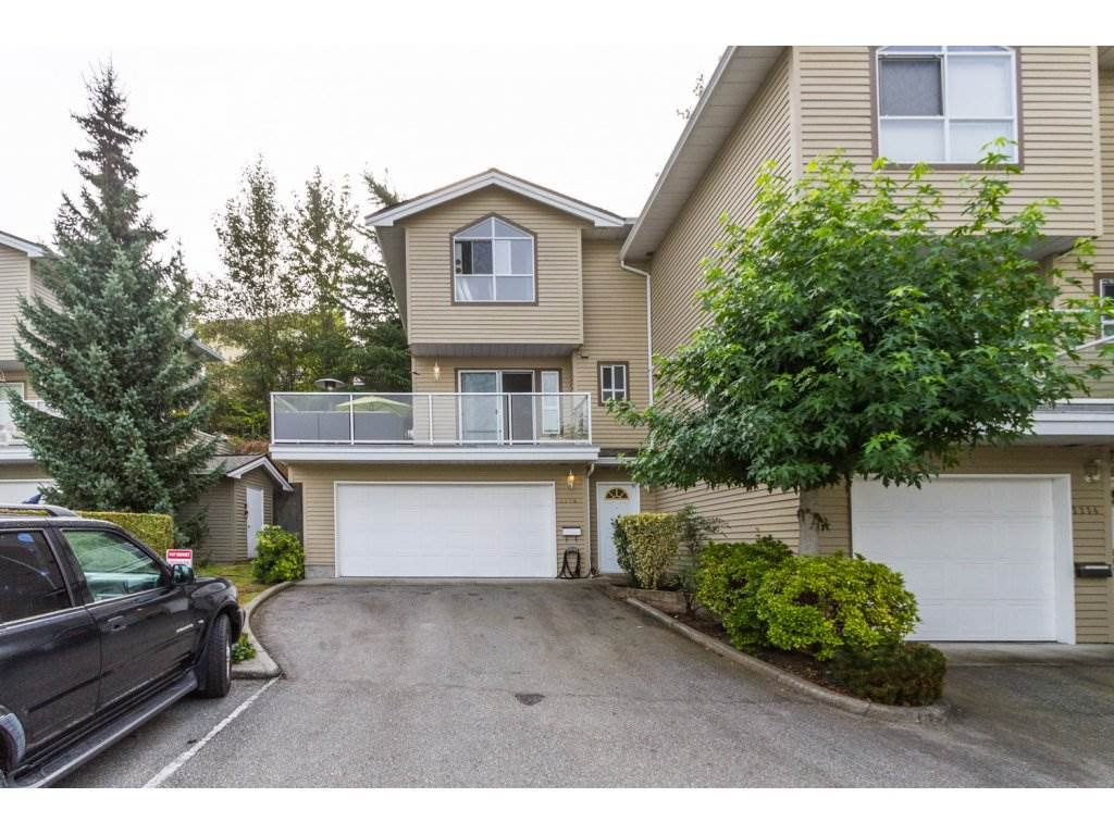 "Main Photo: 1116 BENNET Drive in Port Coquitlam: Citadel PQ Townhouse for sale in ""THE SUMMIT"" : MLS®# R2104303"