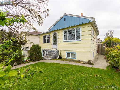 Main Photo: 37 Regina Ave in VICTORIA: SW Gateway Single Family Detached for sale (Saanich West)  : MLS®# 757815