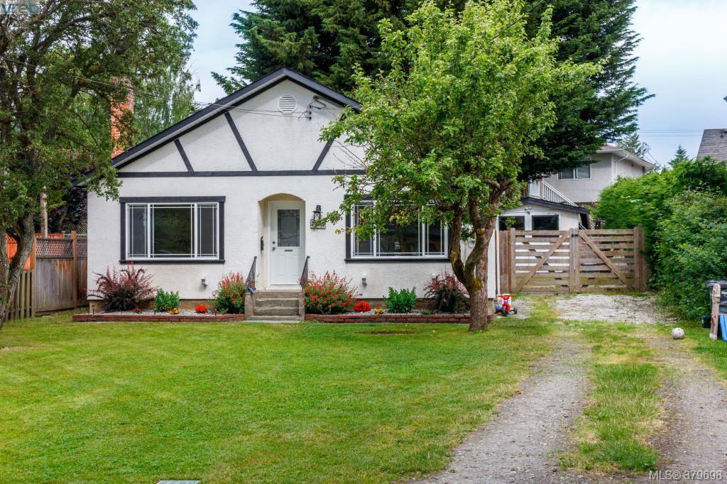 Main Photo: 2850 Rockwell Avenue in VICTORIA: SW Gorge Single Family Detached for sale (Saanich West)  : MLS®# 379698