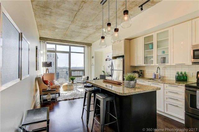 Main Photo: 33 Mill St Unit #423 in Toronto: Waterfront Communities C8 Condo for sale (Toronto C08)  : MLS®# C3936953
