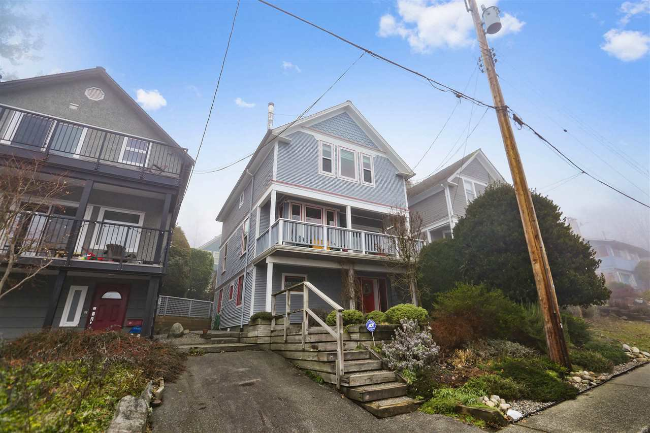 Main Photo: 242 E 28TH Street in North Vancouver: Upper Lonsdale House for sale : MLS®# R2233565