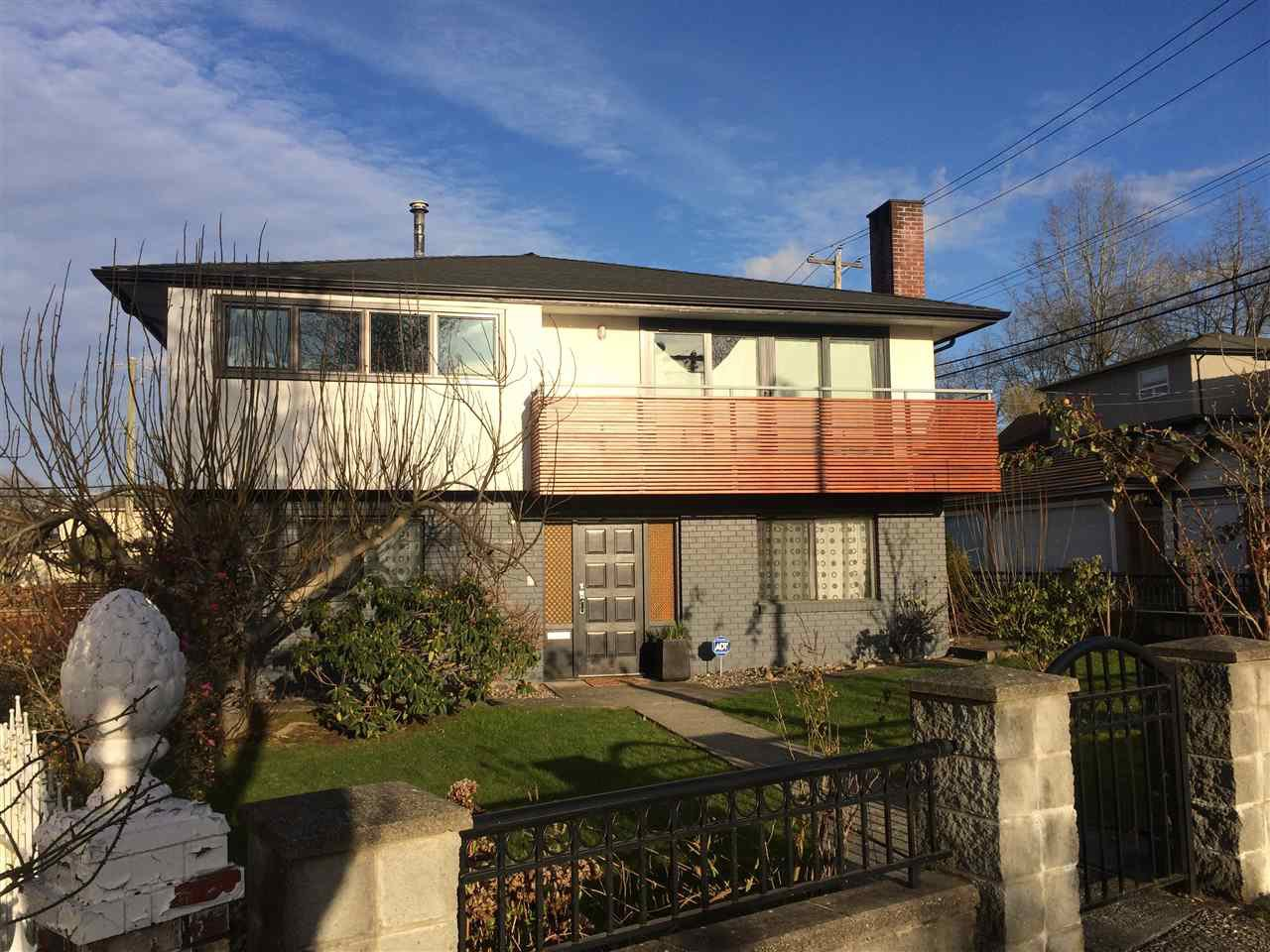 Main Photo: 3579 ANZIO Drive in Vancouver: Renfrew Heights House for sale (Vancouver East)  : MLS®# R2255770