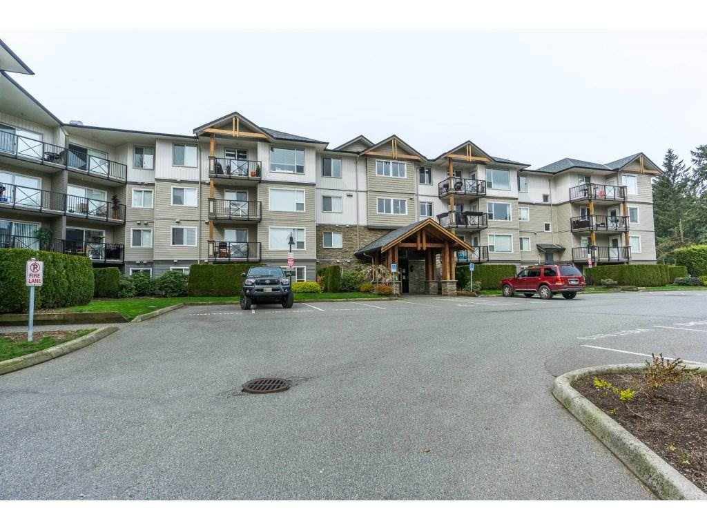 "Main Photo: 408 2955 DIAMOND Crescent in Abbotsford: Abbotsford West Condo for sale in ""Westwood"" : MLS®# R2258161"