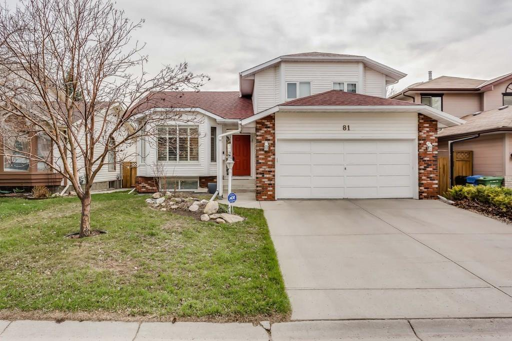 Main Photo: 81 Shannon Circle SW in Calgary: Shawnessy House for sale : MLS®# C4181301