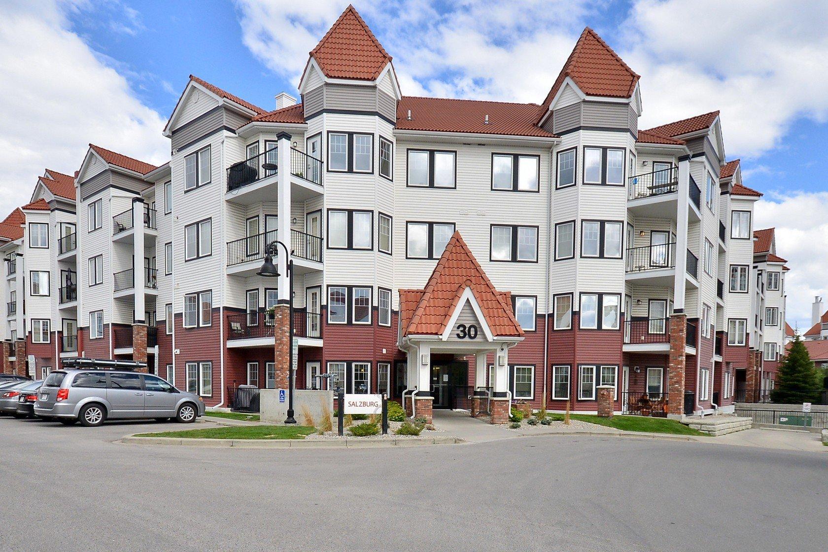 Main Photo: 340 30 Royal Oak Plaza NW in Calgary: Royal Oak Apartment for sale : MLS®# C4188573