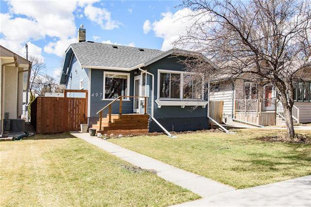 Main Photo: 497 Oxford Street in Winnipeg: River Heights North Residential for sale (1C)  : MLS®# 1910269