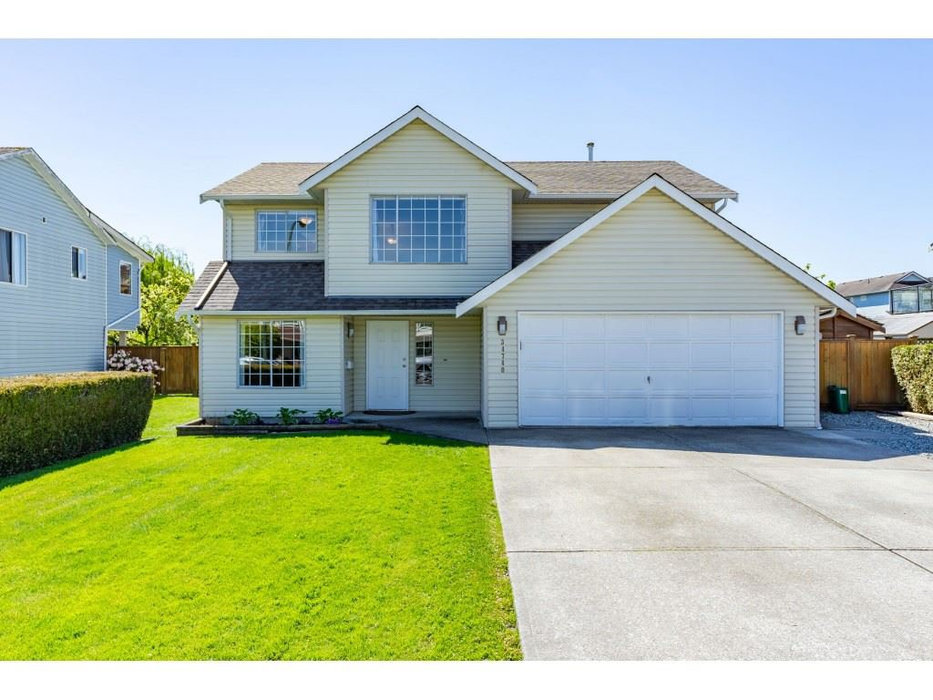 "Main Photo: 34740 5TH Avenue in Abbotsford: Poplar House for sale in ""HUNTINGDON VILLAGE"" : MLS®# R2364238"