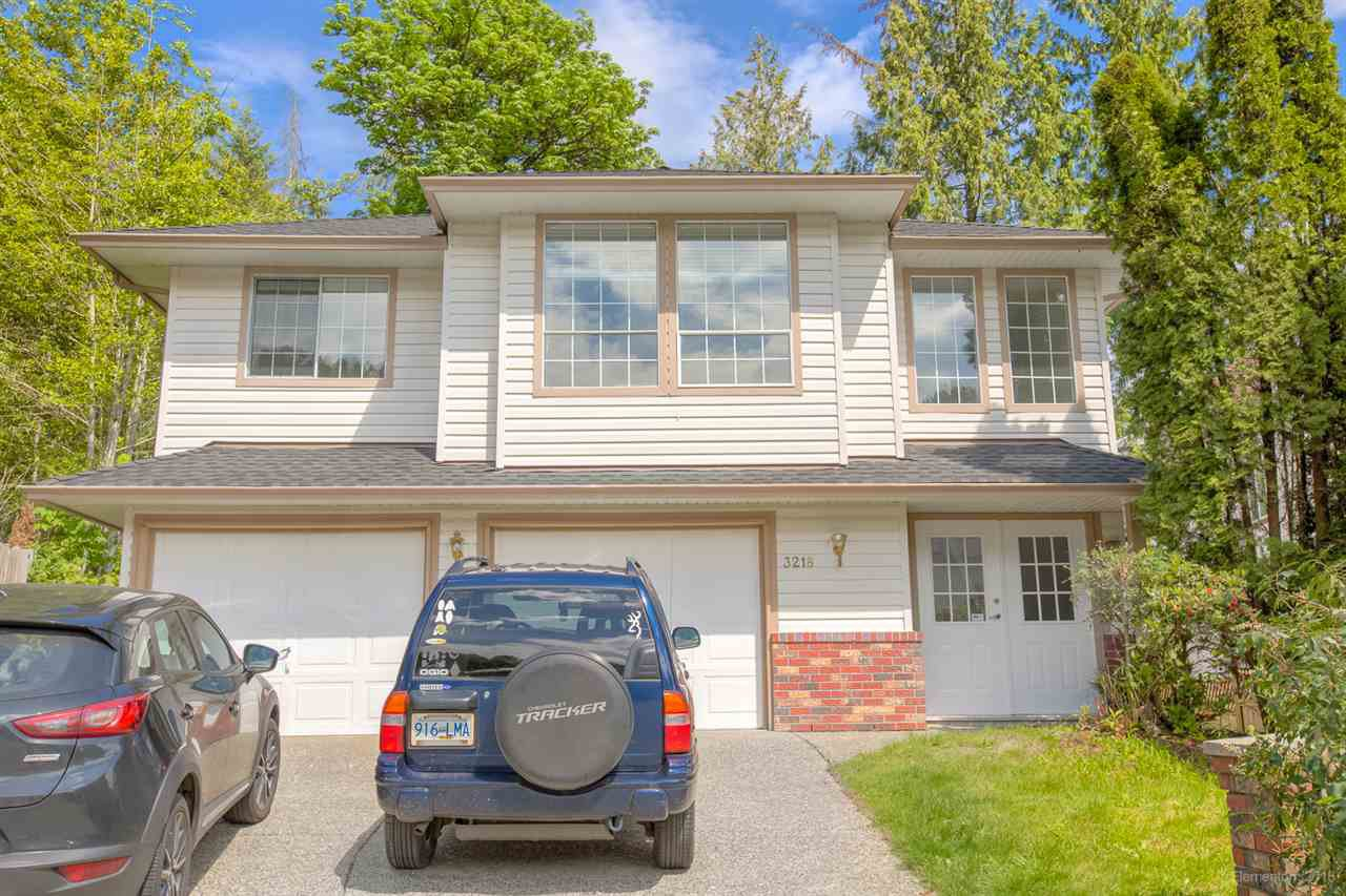 Main Photo: 3218 SYLVIA Place in Coquitlam: Westwood Plateau House for sale : MLS®# R2374115