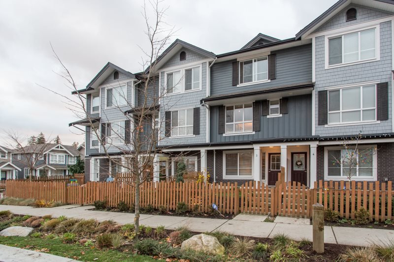 """Main Photo: 3 7157 210 Street in Langley: Willoughby Heights Townhouse for sale in """"