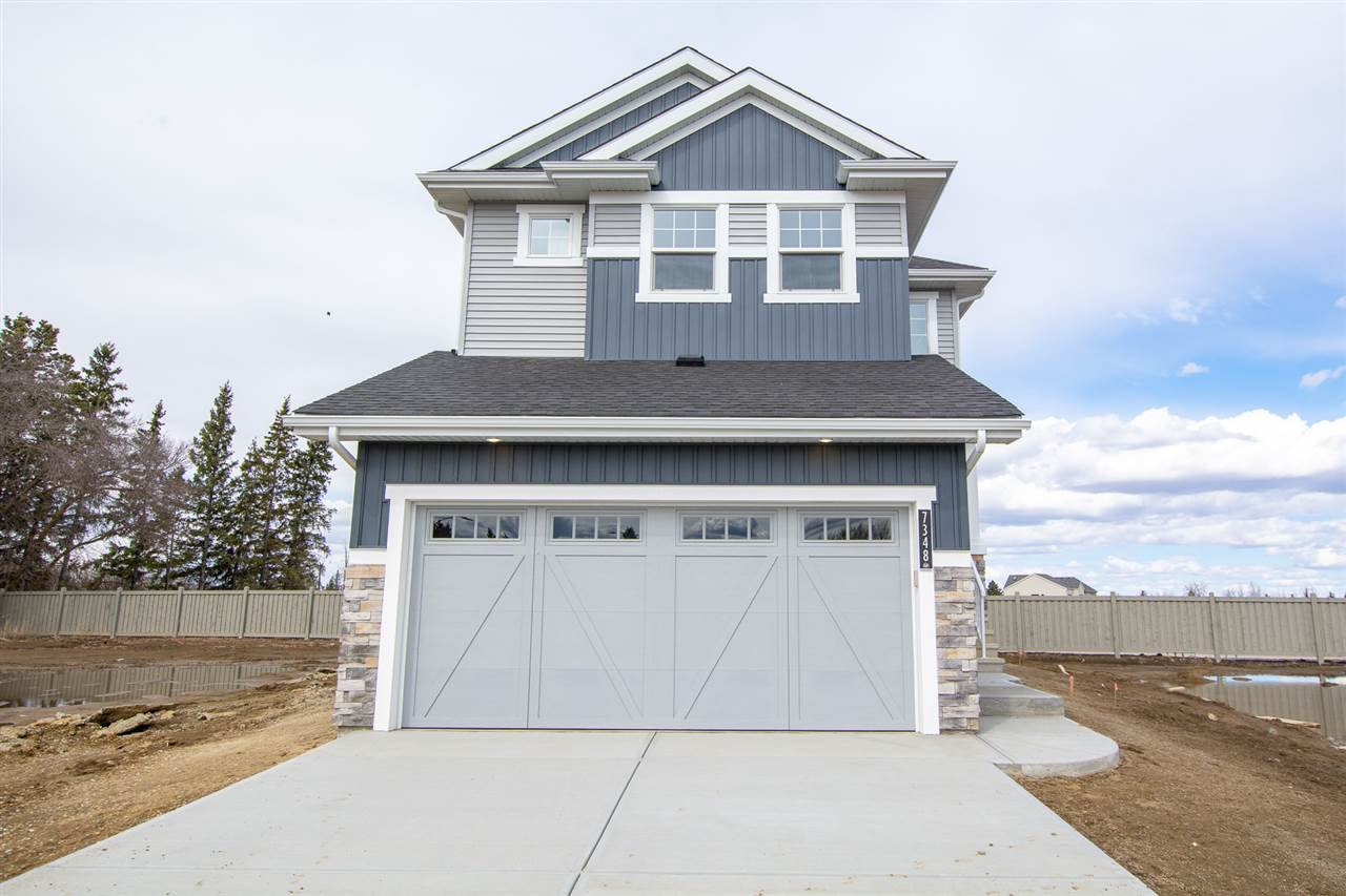 Main Photo: 7348 CHIVERS Crescent in Edmonton: Zone 55 House for sale : MLS®# E4195022