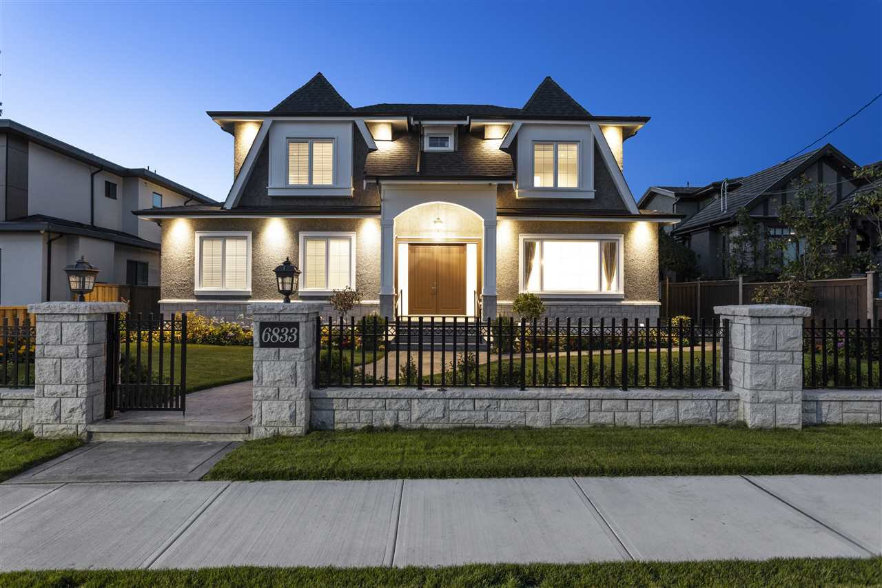 Main Photo: 6833 ADAIR Street in Burnaby: Montecito House for sale (Burnaby North)  : MLS®# R2497117