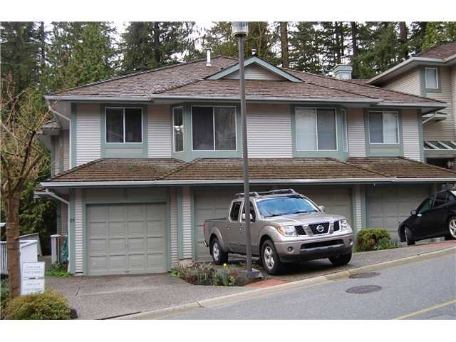 """Main Photo: 25 103 PARKSIDE Drive in Port Moody: Heritage Mountain Townhouse for sale in """"TREETOPS"""" : MLS®# V880041"""