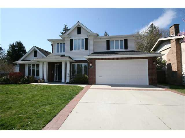 "Main Photo: 15 53RD Street in Tsawwassen: Pebble Hill House for sale in ""PEBBLE HILL"" : MLS®# V880519"