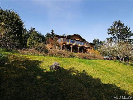 Main Photo: 124 SaltSpring Way in SALT SPRING ISLAND: GI Salt Spring House for sale (Gulf Islands)  : MLS®# 568540
