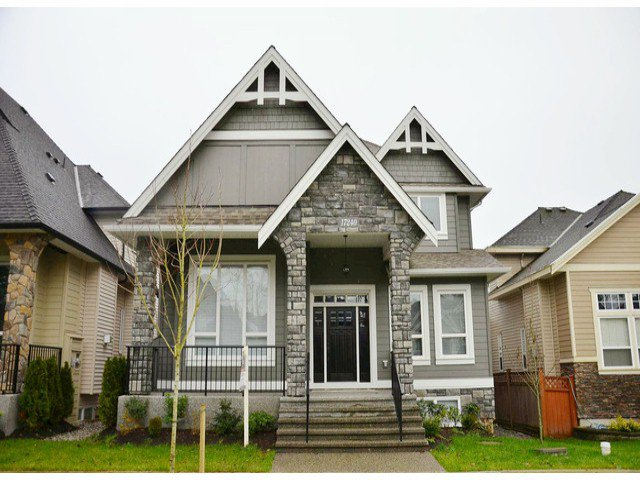 Main Photo: 17240 64A Avenue in Surrey: Cloverdale BC House for sale (Cloverdale)  : MLS®# F1300202