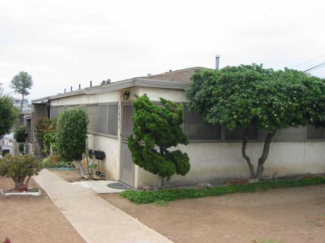 Main Photo: LOGAN HEIGHTS Home for sale or rent : 2 bedrooms : 1155 36th in San Diego