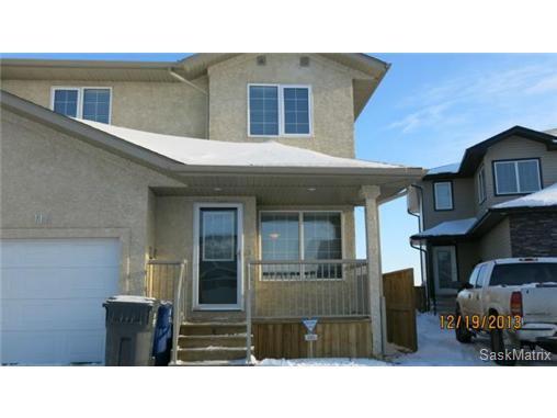 Main Photo: 112 Meadowlark Park: Warman Semi-Detached for sale (Saskatoon NW)  : MLS®# 486899