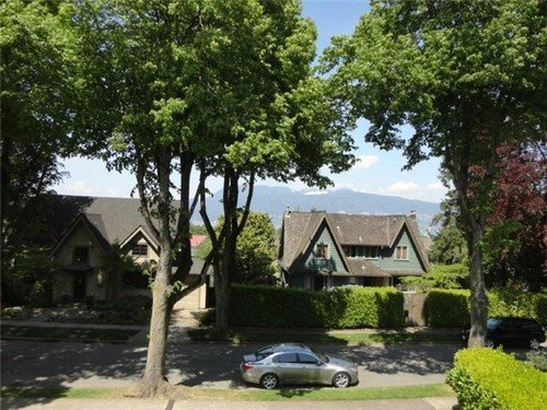 Photo 6: Photos: 4122 CROWN Crescent in Vancouver West: Point Grey Home for sale ()  : MLS®# V969528