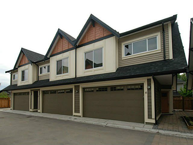 Photo 3: Photos: 1 7028 ASH Street in Richmond: South Arm Townhouse for sale : MLS®# V1063516