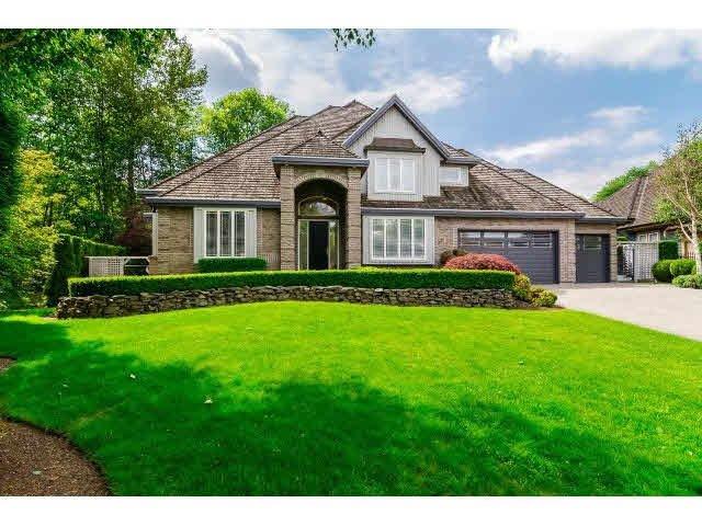 "Main Photo: 16133 MORGAN CREEK Crescent in Surrey: Morgan Creek House for sale in ""Morgan Creek"" (South Surrey White Rock)  : MLS®# F1442523"