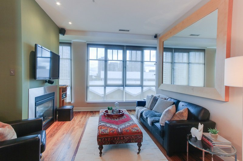 "Photo 10: Photos: 604 1072 HAMILTON Street in Vancouver: Yaletown Condo for sale in ""THE CRANDALL BUILDING"" (Vancouver West)  : MLS®# R2011360"