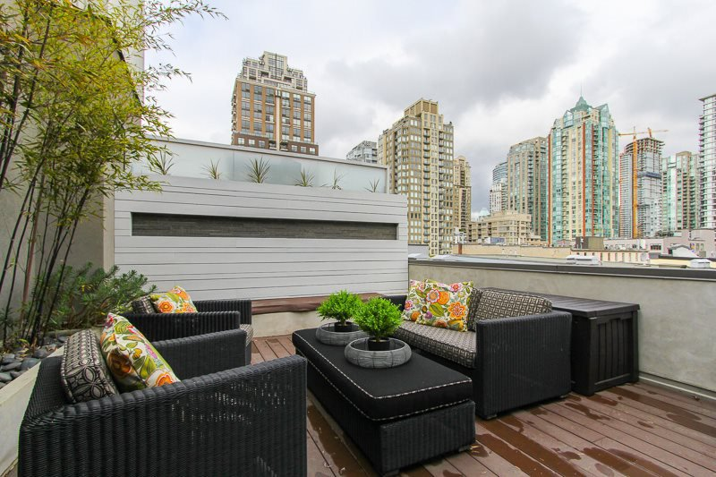 "Photo 18: Photos: 604 1072 HAMILTON Street in Vancouver: Yaletown Condo for sale in ""THE CRANDALL BUILDING"" (Vancouver West)  : MLS®# R2011360"