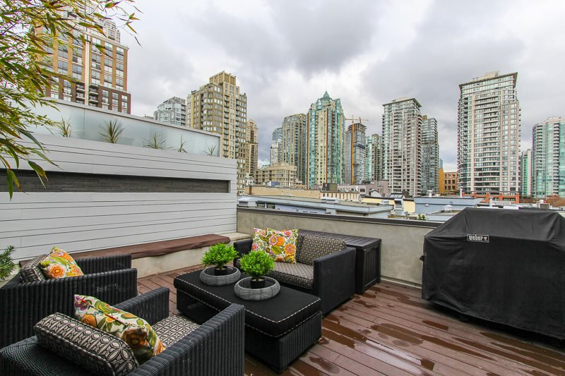 "Photo 19: Photos: 604 1072 HAMILTON Street in Vancouver: Yaletown Condo for sale in ""THE CRANDALL BUILDING"" (Vancouver West)  : MLS®# R2011360"
