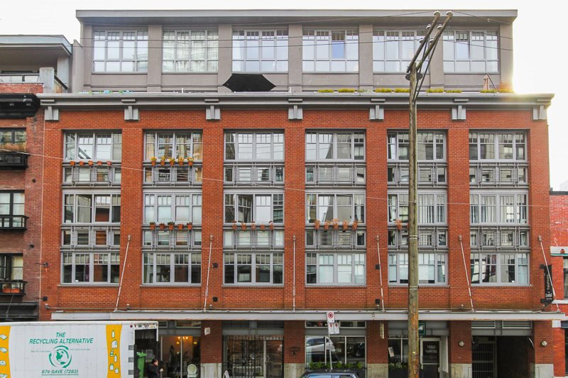 "Photo 2: Photos: 604 1072 HAMILTON Street in Vancouver: Yaletown Condo for sale in ""THE CRANDALL BUILDING"" (Vancouver West)  : MLS®# R2011360"