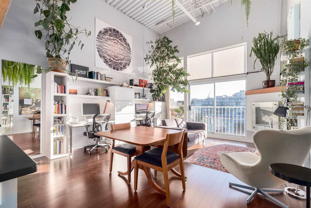 """Photo 3: Photos: 509 228 E 4TH Avenue in Vancouver: Mount Pleasant VE Condo for sale in """"THE WATERSHED"""" (Vancouver East)  : MLS®# R2025819"""
