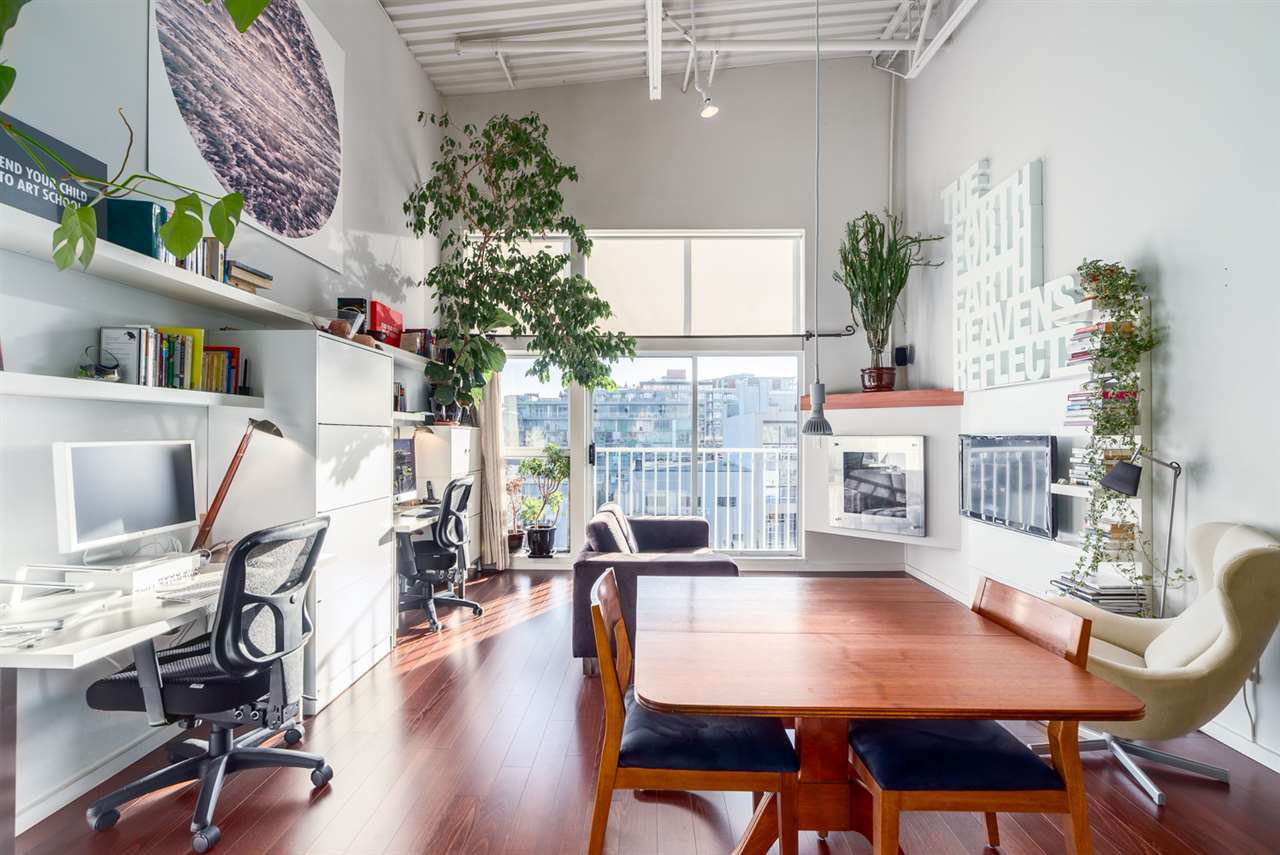 """Photo 7: Photos: 509 228 E 4TH Avenue in Vancouver: Mount Pleasant VE Condo for sale in """"THE WATERSHED"""" (Vancouver East)  : MLS®# R2025819"""