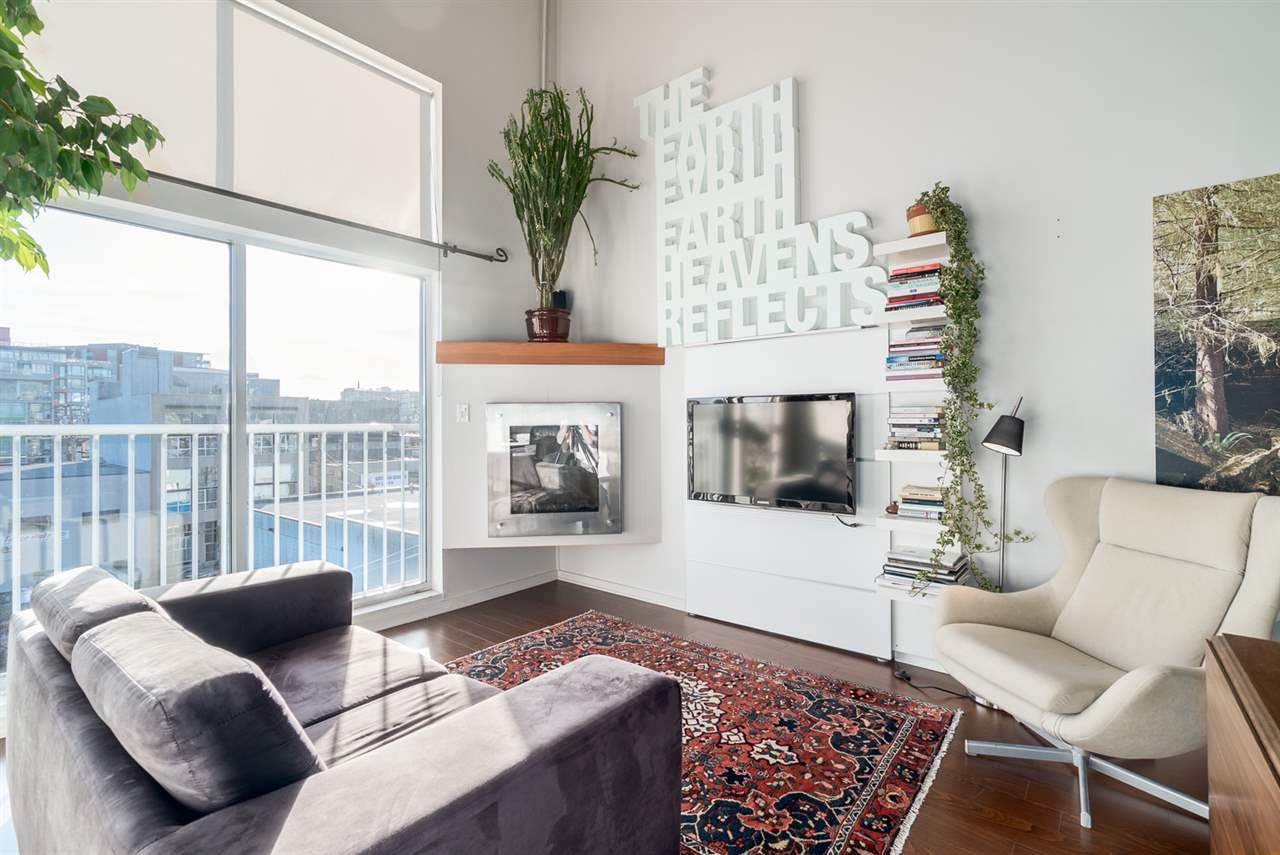 """Photo 5: Photos: 509 228 E 4TH Avenue in Vancouver: Mount Pleasant VE Condo for sale in """"THE WATERSHED"""" (Vancouver East)  : MLS®# R2025819"""