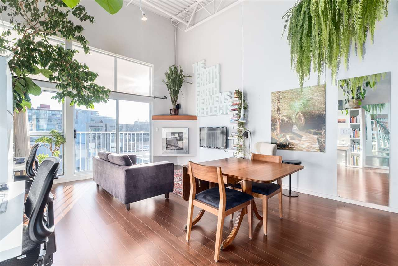 """Photo 4: Photos: 509 228 E 4TH Avenue in Vancouver: Mount Pleasant VE Condo for sale in """"THE WATERSHED"""" (Vancouver East)  : MLS®# R2025819"""