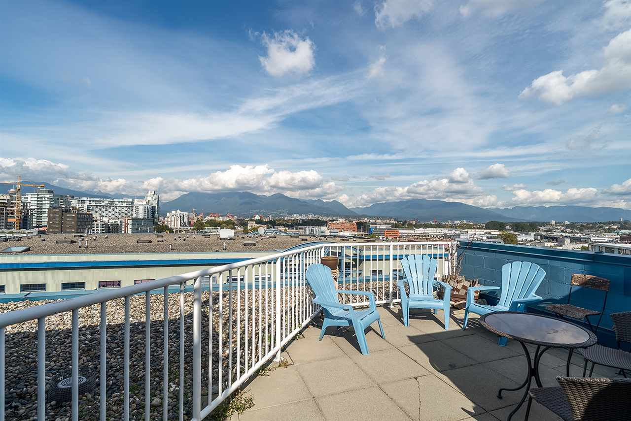 """Photo 17: Photos: 509 228 E 4TH Avenue in Vancouver: Mount Pleasant VE Condo for sale in """"THE WATERSHED"""" (Vancouver East)  : MLS®# R2025819"""