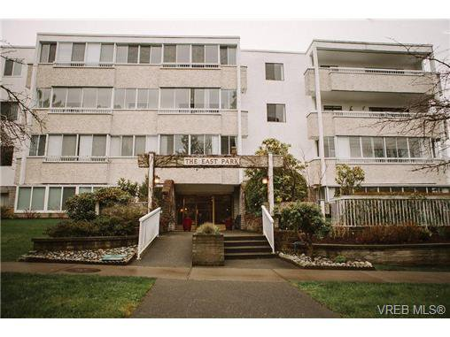 Main Photo: 407 1050 Park Boulevard in VICTORIA: Vi Fairfield West Condo Apartment for sale (Victoria)  : MLS®# 360546