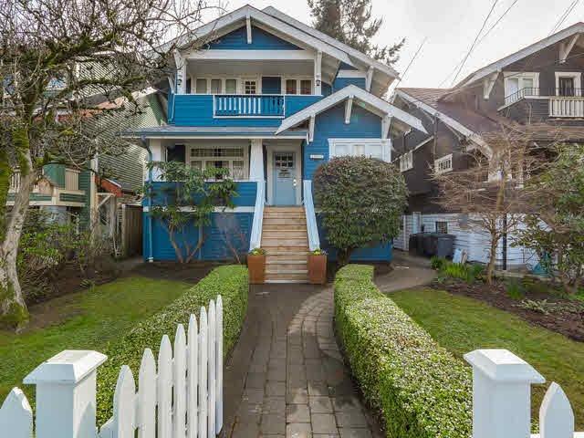 Main Photo: 3622 W 7TH AVENUE in : Kitsilano House for sale : MLS®# V1110189