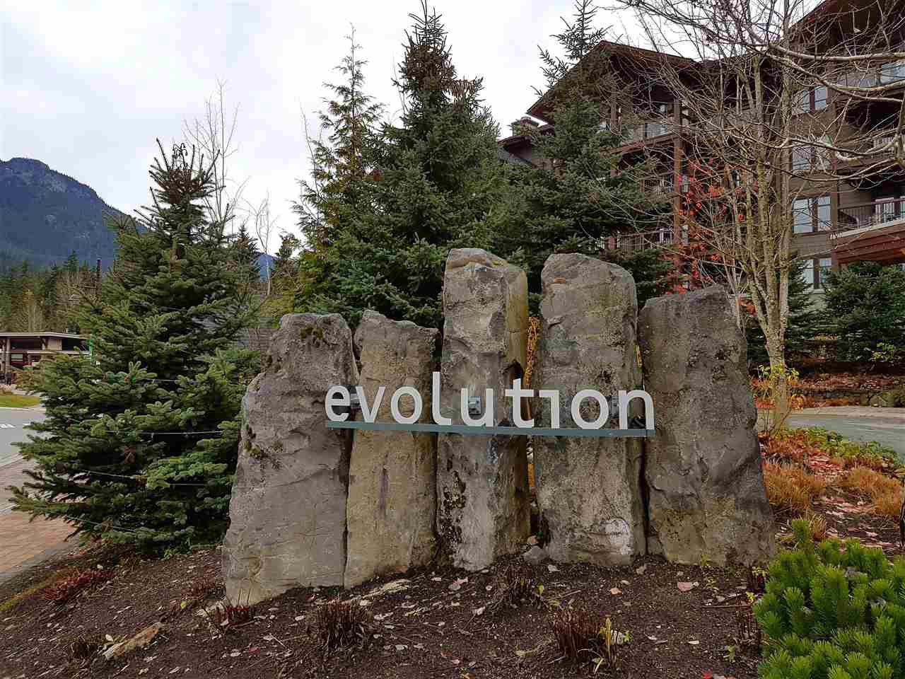 "Main Photo: 413b 2020 LONDON Lane in Whistler: Whistler Creek Condo for sale in ""Evolution"" : MLS®# R2122024"