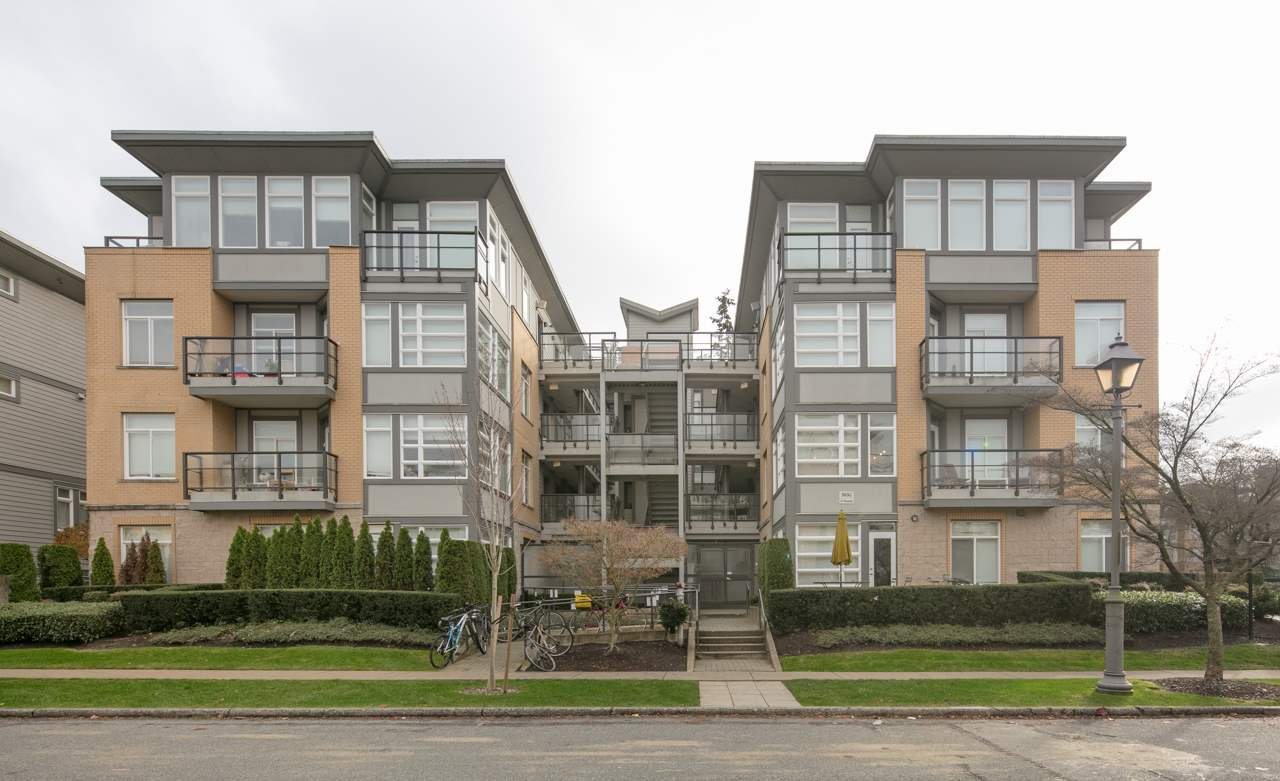 """Main Photo: 403 5692 KINGS Road in Vancouver: University VW Condo for sale in """"O'KEEFE"""" (Vancouver West)  : MLS®# R2124954"""