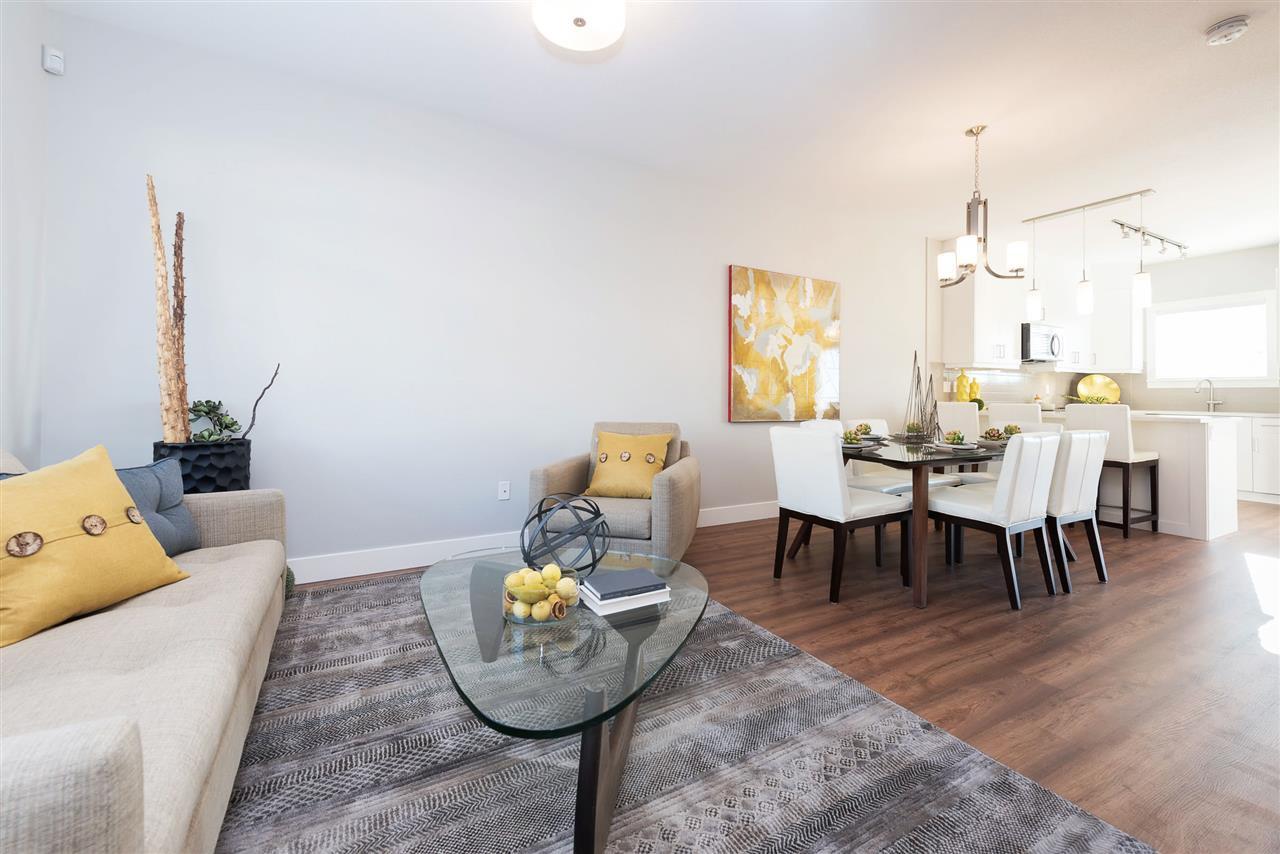 "Main Photo: 127 3528 SHEFFIELD Avenue in Coquitlam: Burke Mountain 1/2 Duplex for sale in ""WHISPER"" : MLS®# R2137564"